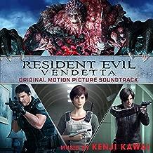 Resident Evil: Vendetta (Original Motion Picture Soundtrack)