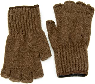 The Buffalo Wool Co. Extreme Gear Fingerless Bison Down Gloves