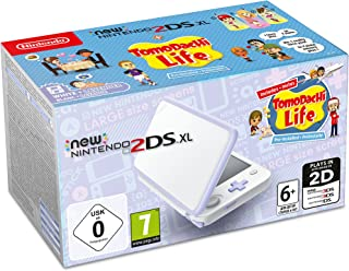 comprar comparacion New Nintendo 2DS XL - Consola Lavanda + Tomodachi Life (Preinstalado)