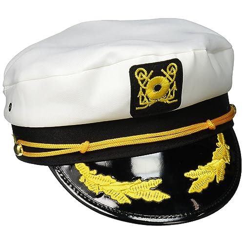 0da10da86 Captain Cap: Amazon.com