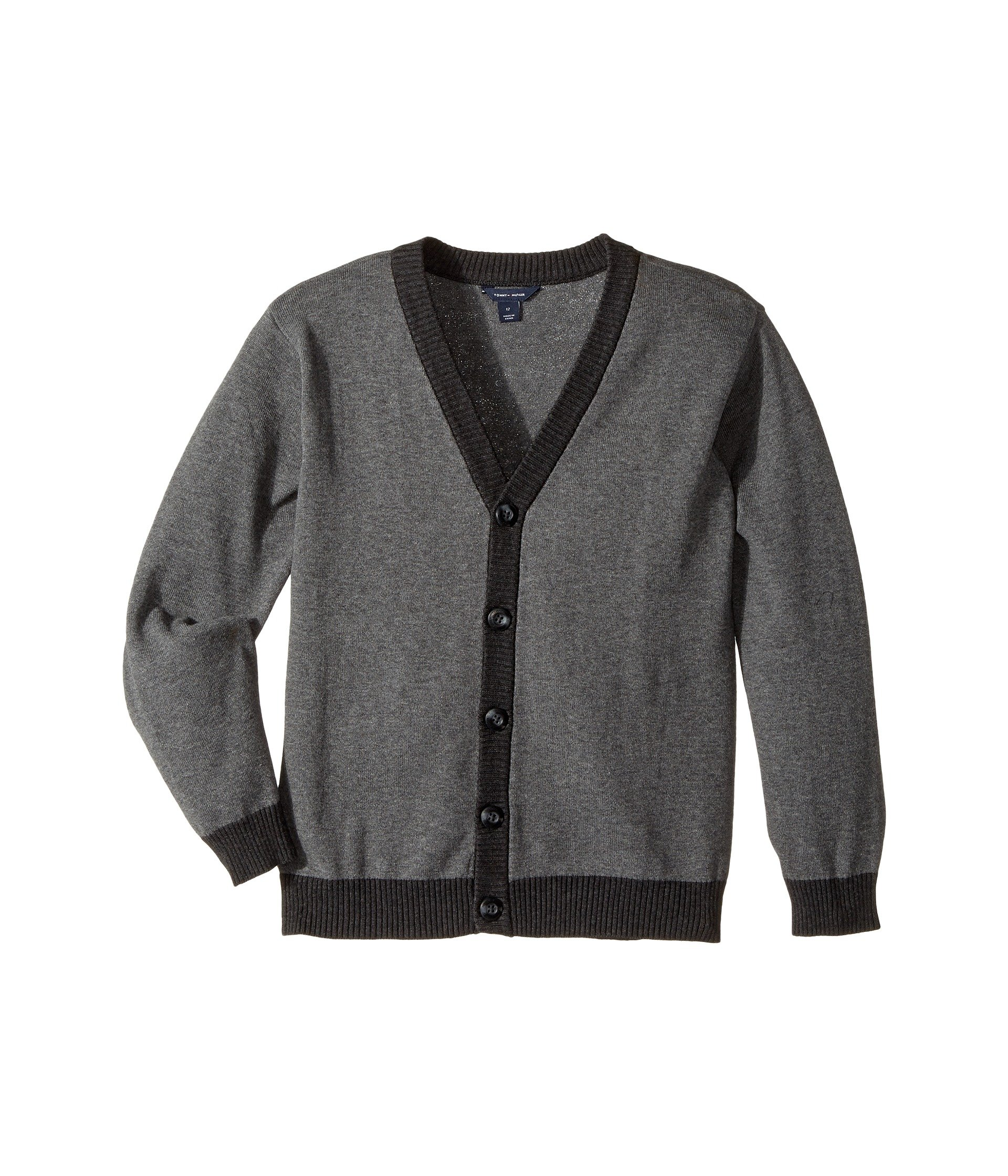 Tommy Hilfiger Kids Cardigan Sweater (Big Kids) at 6pm