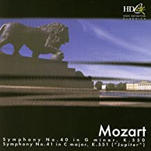 Mozart: Symphonies Nos. 40, 41