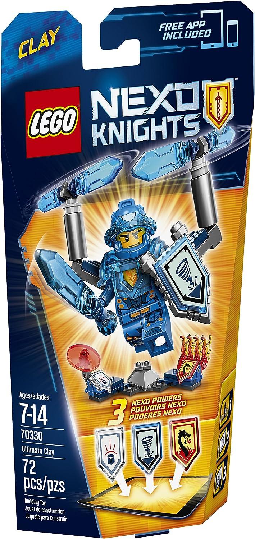 LEGO NexoKnights ULTIMATE Clay 70330 by LEGO