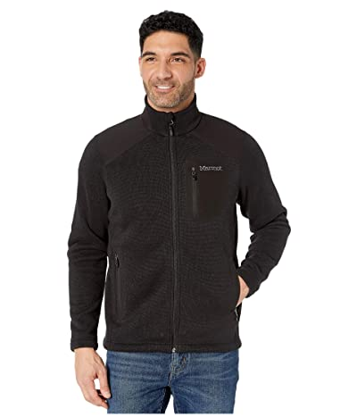 Marmot Wrangell Jacket (Black/Black) Men