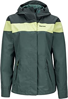 Marmot Women's Roam Lightweight Waterproof Hooded Rain Jacket