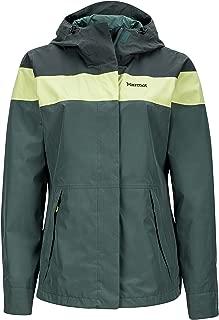 Marmot Women's Roam Lightweight Waterproof Hooded Rain Jacket