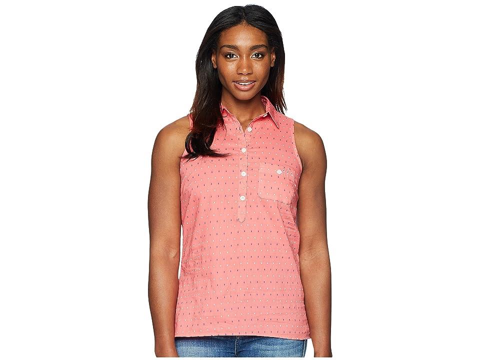 Columbia Sun Driftertm Sleeveless Shirt (Lollipop Multi Swiss Dot) Women