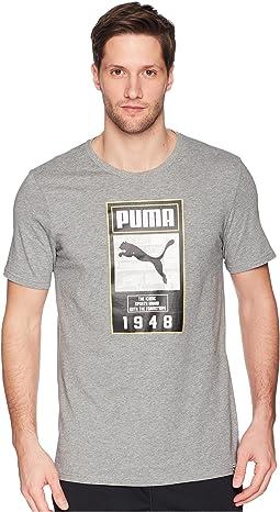 PUMA Summer Brand Tee