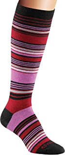 FoxRiver Women's Simply Stripe Ultra Lightweight Knee High Socks
