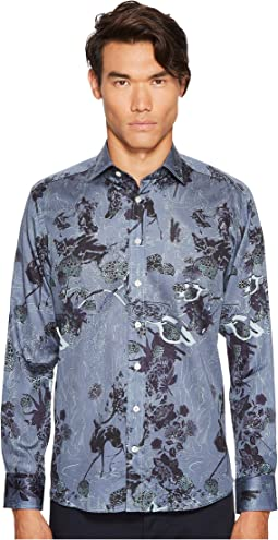 Etro - Printed Button Down Shirt