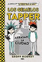 Los gemelos Tapper 2. Los gemelos arrasan la ciudad. (FICCI