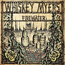 whiskey myers firewater cd