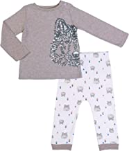 Asher & Olivia Baby Boy Outfits Long-Sleeve Shirts and Harem Pants Clothes Set