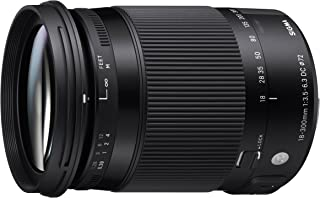 Sigma 18-300mm F3.5-6.3 Contemporary DC Macro OS HSM Lens for Sigma
