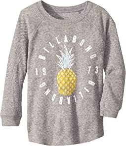 Pineapple Dream Long Sleeve (Little Kids/Big Kids)