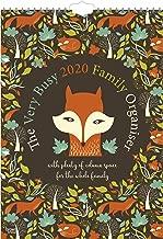 The Very Busy Family Organiser 2020 A3 Calendar