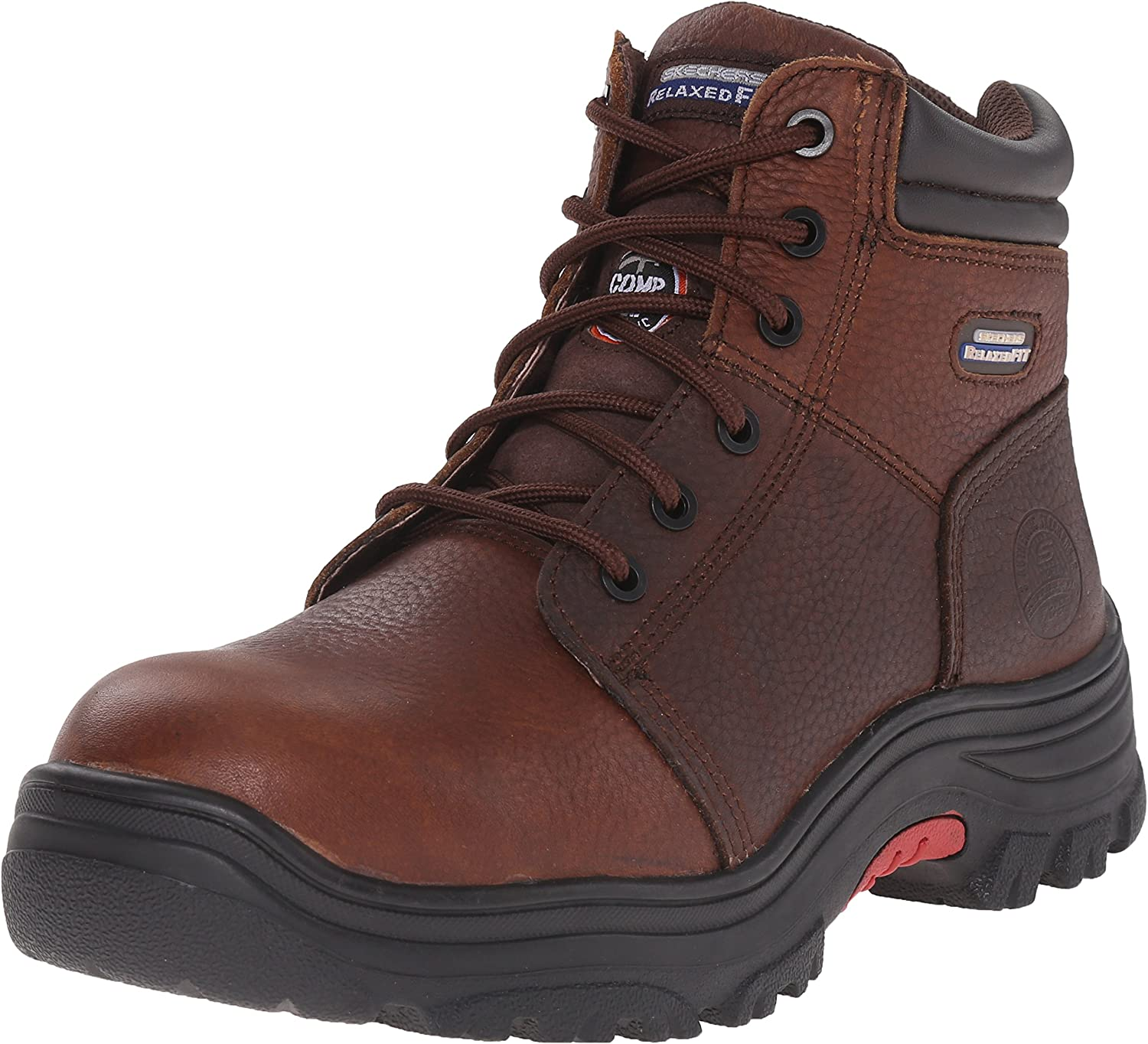 Skechers for Work Men's Burgin Comp Toe Work Boot