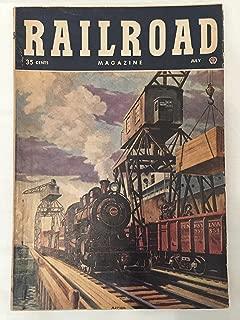 Railroad Magazine July 1949