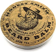 Honest Amish Beard Balm - New Large 4 Ounce Twist Tin