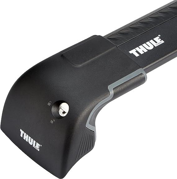 Thule barres WINGBAR Edge Noir pour Classe E w212 9595b 3083