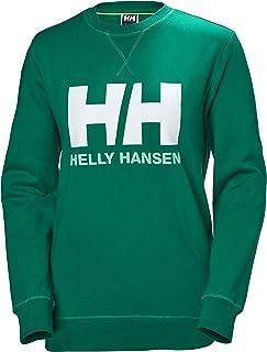 Helly-Hansen 34003 Women's Logo Crew Sweat Shirt