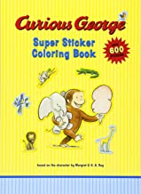 Best curious george super sticker coloring book Reviews