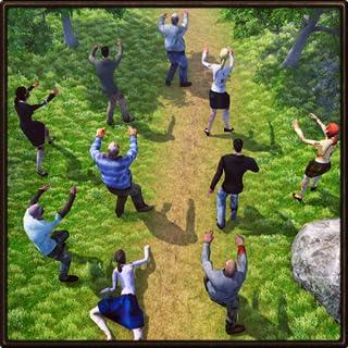 Walking Simulator Game