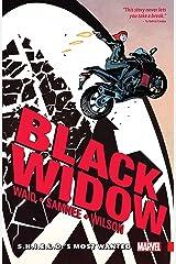 Black Widow Vol. 1: S.H.I.E.L.D.'s Most Wanted (Black Widow (2016-2017)) Kindle Edition