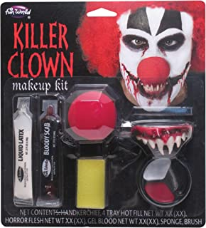 Best evil clown makeup Reviews