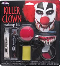 Fun World Killer Clown Make up Kit
