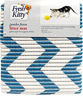 Fresh Kitty Foam Litter Mat