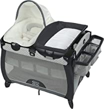 Graco Pack 'n Play Playard Quick Connect Portable Seat Deluxe, McKinley