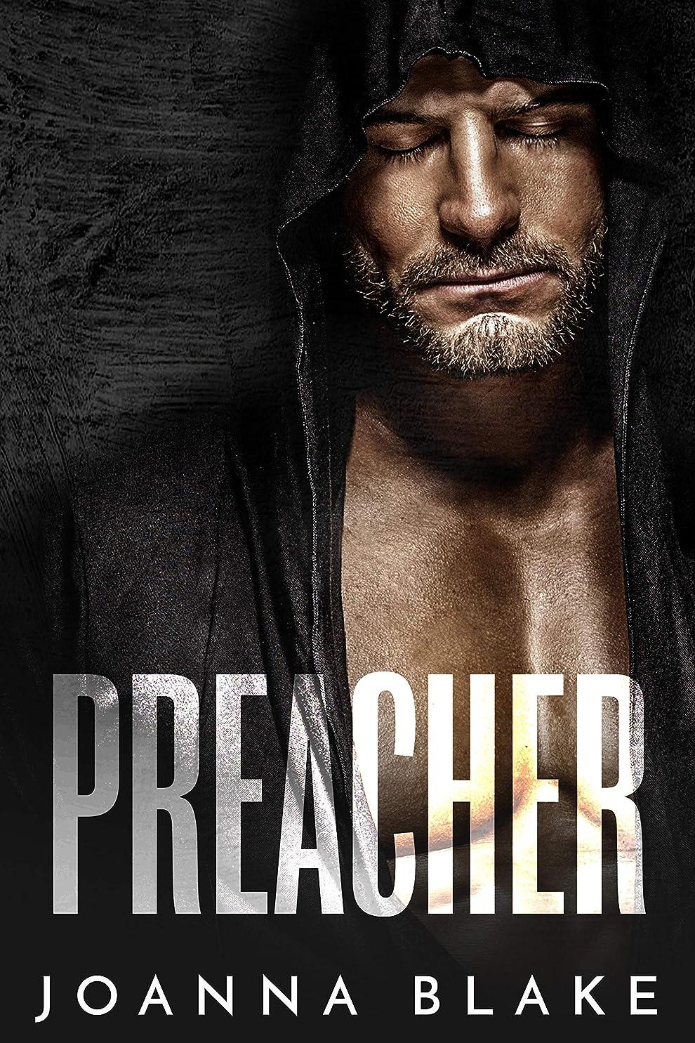 湖取り戻すプライムPreacher (The Untouchables MC Book 5) (English Edition)