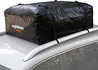Rightline Gear Ace 2 RR Car Top Carrier, 15 cu ft, Weatherproof, Attaches With Roof Rack