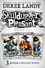 Skulduggery Pleasant: Books 1 – 3: The Faceless Ones Trilogy: Skulduggery Pleasant, Playing with Fire, The Faceless Ones Kindle Edition
