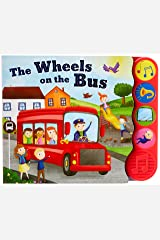 Wheels on the Bus Sound Book Board book