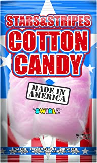 candy star cotton candy
