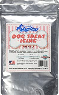 dog treat icing mix