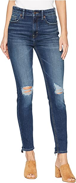 Bridgette High-Rise Skinny Jeans in Vandalia