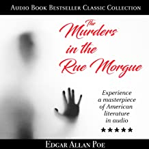 The Murders in the Rue Morgue: Audio Book Bestseller Classics Collection