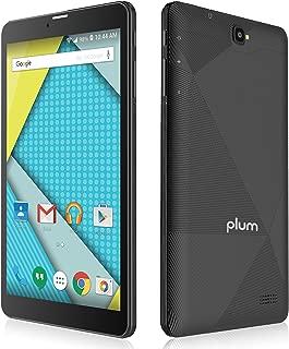 Plum Optimax - Unlocked Tablet Phone Phablet 4G GSM 8