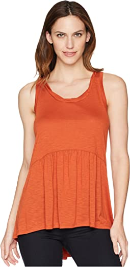 Sleeveless Scoop Neck Knit