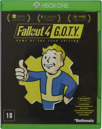 Fallout 4 Game of the Year - Xbox One