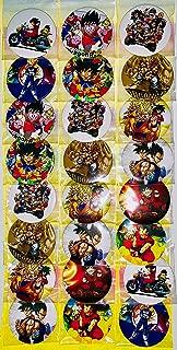 dragon ball z buttons