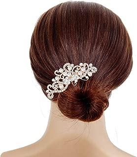 Best pearl veil comb Reviews