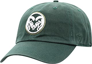 Colorado State Rams Adult Adjustable Hat, Green