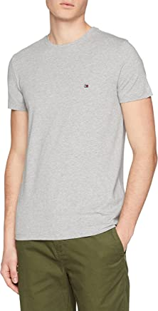 8971b329 Tommy Hilfiger Men's Core Stretch Slim Cneck Tee T-Shirt