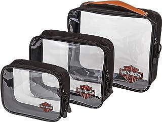 Harley Davidson Packing Cubes 3-pc Set
