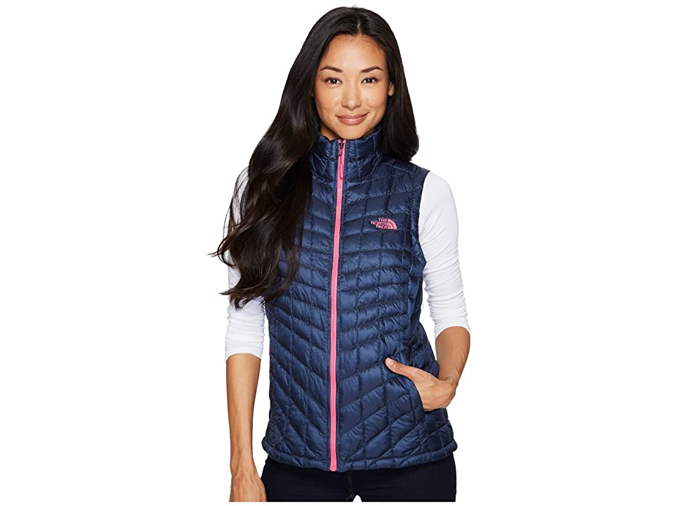 The North Face Thermoball Vest (Ink Blue) Women