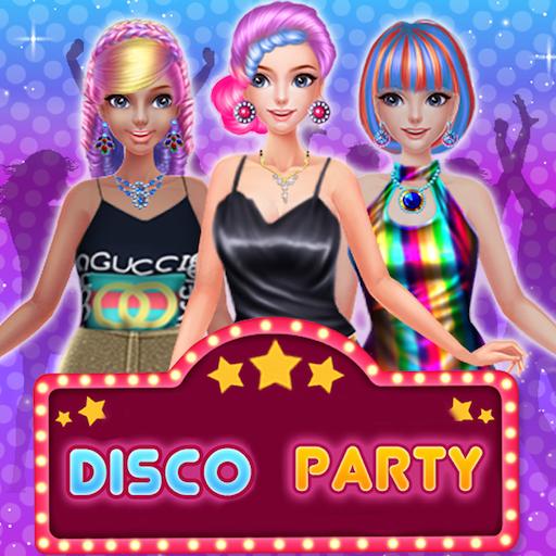 discoteca fiesta baile princesa juegos - noche de graduación